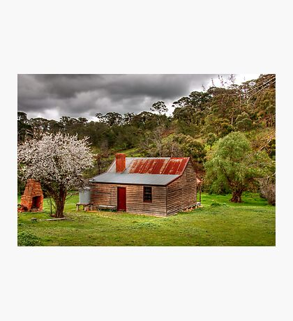 The Old Blacksmith's House at Stieglitz Photographic Print