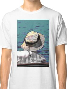 people on the beach Classic T-Shirt