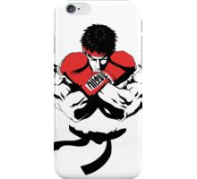 Fighter Champion iPhone Case/Skin