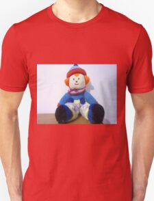 Hand knitted Clowns Unisex T-Shirt