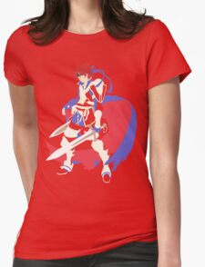 FE:A Roy - Vector Art Womens Fitted T-Shirt