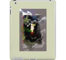 Laughing Gaia iPad Case/Skin