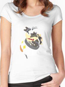 Morton Koopa - Vector Art Women's Fitted Scoop T-Shirt