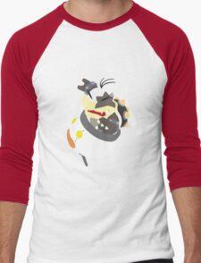 Morton Koopa - Vector Art Men's Baseball ¾ T-Shirt