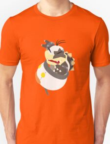 Morton Koopa - Vector Art Unisex T-Shirt