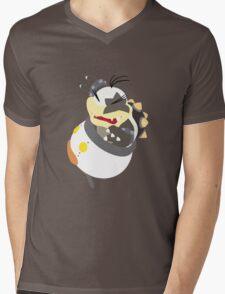 Morton Koopa - Vector Art Mens V-Neck T-Shirt