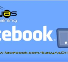 EasyAs Facebook Sticker Sticker