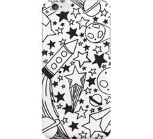 To the moon iPhone Case/Skin