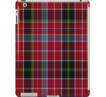 00186 Aberdeen District Tartan  iPad Case/Skin