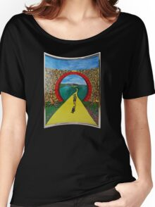 Running for your life Women's Relaxed Fit T-Shirt