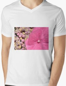 Pretty in Pink Mens V-Neck T-Shirt