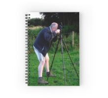 Tripod, Light and Action Spiral Notebook