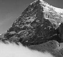 North Face by KarenMcWhirter