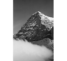 North Face Photographic Print