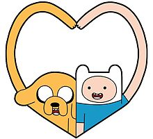 Finn & Jake by Liptonic