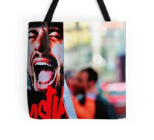Scream & kiss Tote Bag
