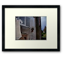 alston ghosts in colour Framed Print