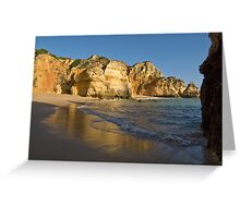 Algarve: Morning Contrasts Greeting Card