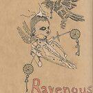 Back Cover - sketchbook by scallyart