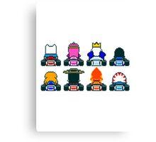 Adventure Kart Canvas Print