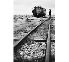 Dungeness 2 Photographic Print