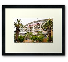 Petco Park Framed Print