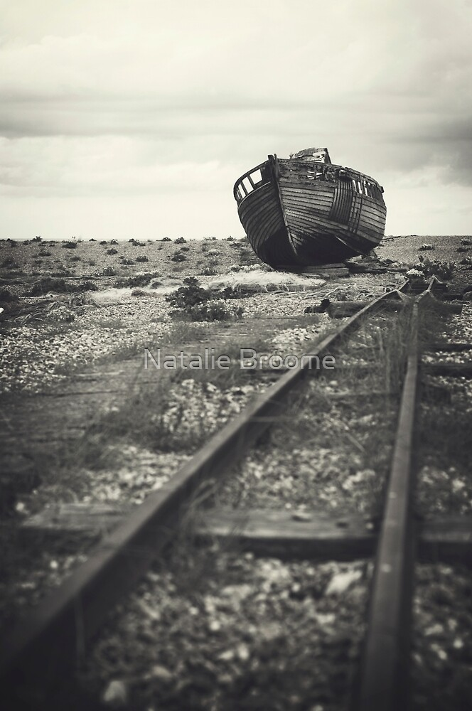 Dungeness by Natalie Broome