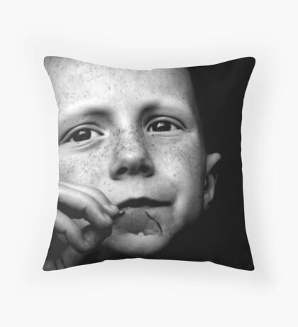 Hope for the future Throw Pillow