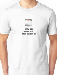 Tech Support 101 Unisex T-Shirt