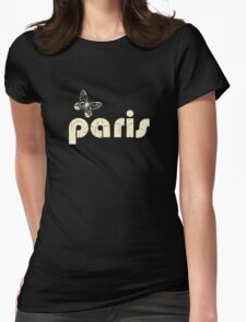 paris beige T-Shirt