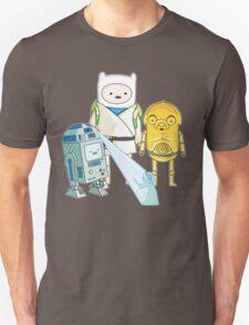 Adventure Time - Star Wars T-Shirt