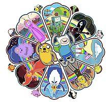Adventure Time by NiroStreetLourd