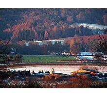 Winter view Photographic Print
