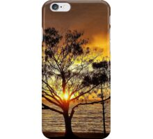 Sandgate Sunrise #1 iPhone Case/Skin
