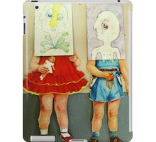 you are me dolls iPad Case/Skin