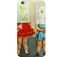 you are me dolls iPhone Case/Skin