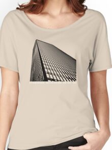 Mies Van Der Rohe Seagram Architecture Tshirt Women's Relaxed Fit T-Shirt