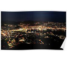 Nagasaki by Night Poster