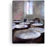 Bruichladdich Whisky Barrels Canvas Print