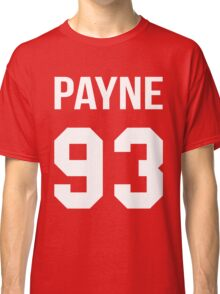 Liam Payne - College style [White] Classic T-Shirt