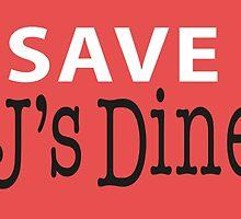 Save JJ's Diner by eadingtonanne