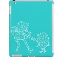 Vector Finn and Jake iPad Case/Skin