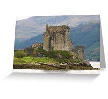 Eilean Donan Castle ~ One More Time Greeting Card