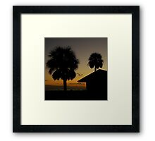 Twilight Thoughts ~ Part Three Framed Print
