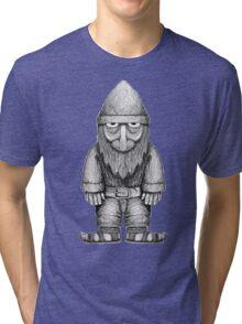 Angry Little Dwarf Tri-blend T-Shirt