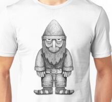 Angry Little Dwarf Unisex T-Shirt