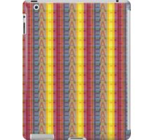 Multicolored Faith Patterned iPad Case/Skin