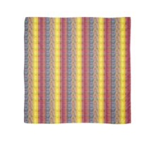 Multicolored Faith Patterned Scarf