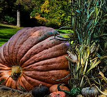 Heck! It Must Be October Again by Chris Lord
