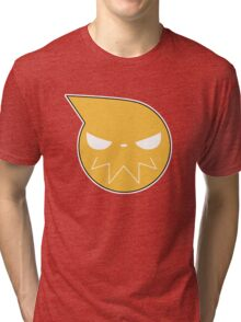 Soul Eater Emblem Tri-blend T-Shirt
